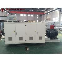 PE / PPR Pipe Plastic Extrusion Machine Siemens Motor High Performance Manufactures
