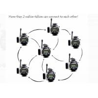 150m Long Range Kids Walkie Talkie Watch Multi Connection Lightweight CE Approval Manufactures