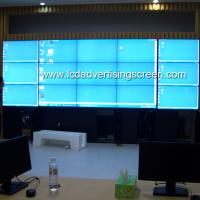 Indoor Samsung Video Wall Multi Screen 3x5 Panel 1.8mm Seamless Manufactures