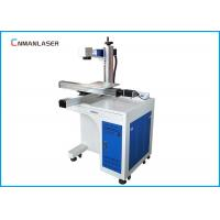 20 W Dynamic Laser Marking Machine For Metal Serial Number Batch Code Expire Date Manufactures