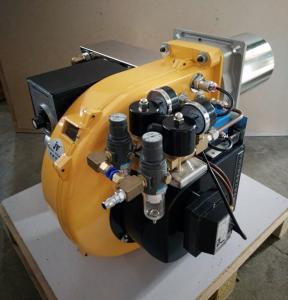 34 Kg Oil Burning Furnace Siphon Brass 6 x 2 Millimeter For Oven / Heater