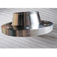 321 321H Stainless Steel Weld Neck Flange Normalizing Heat Treatment Manufactures