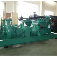 Stainless Steel Fire fighting Water Pump with Diesel Engine Manufactures