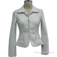 Ladies' Leather Garment (063) Manufactures