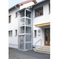 Beautiful space layout Home Elevator Lift Permanent magnet synchronous Manufactures