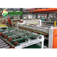1220*2440mm Automatic Cutting Machine Gypsum Board with Diamond Blades Manufactures