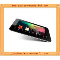 7inch dual core RK3066 android tablet laptop pc with dual camera Manufactures