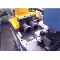Metal / Carbon Steel CNC Tube End Forming Machines PLC / Electric Manufactures