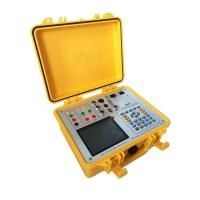 China IEC Standard Three Phase Power And Harmonics Analyzer With Memory Function on sale