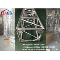 China Easy Install Used Aluminum Light Truss With Pvc Fabric Roof Customized Size on sale