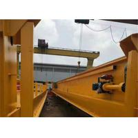 High Efficiency Aluminum Overhead Gantry Crane Convenient Lifting And Carrying for sale