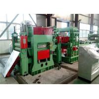 China 0.2-3 Mm Rotary Shear Cut To Length Line 8T Maximum Strip Width 1800 Mm on sale