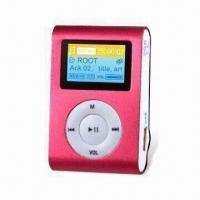MP3 Player with Best Sound, Dazzling Colors and Multiple Languages