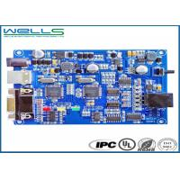 1-24 Layers Printed Circuit Boards Design Fabrication And Assembly 100% AOI Testing Manufactures