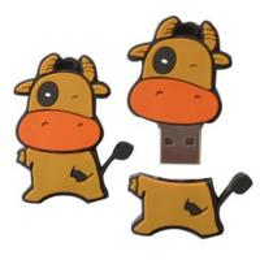 Quality promotional gift cartoon sillicon USB flash memory  1GB 2GB 4GB 8GB 16GB 32GB    for sale