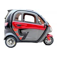 Adjustable Seat Three Wheeled Vehicles 60V 1200W Motor Green Power 45Ah Battery Manufactures