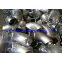 But weld fittings Stainless Steel 316Ti UNS S31635 /1.4571, 316H UNS S31609 1.4436 , 316L UNS S31603 / 1.4404 Manufactures