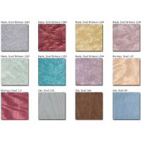 Dyed Natural Veneers Dyed Veneer For Hotel Decoration & Furniture Eliminating Stain