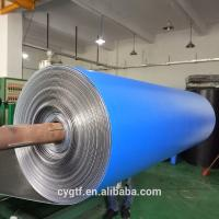 Industrial Construction Heat Insulation Foam Thermal Pool Blanket Material Blue Xpe Manufactures