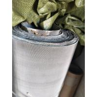 China Stainless steel reverse plain dutch woven wire mesh,130/32 mesh size 0.2/0.4mm wire diameter ultra fine ss wire mesh on sale
