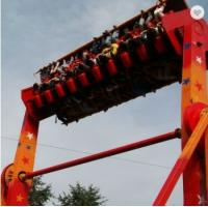 Fashion Amusement Park Thrill Rides Portable Space Travel Children Rides Manufactures