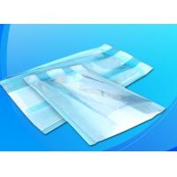 Sterilization Pouches For Autoclave , Heat Sealable Plastic Bags For Dental Manufactures
