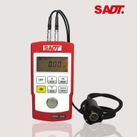 Coupling Indication Ultrasonic Wall Thickness Gauge Portable , High Resolution Manufactures