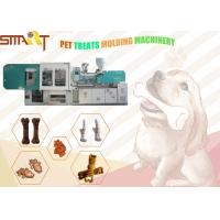 China 55mm 2600KN Dog Chewing Treats Injection Moulding Machine on sale
