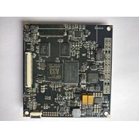 FR4 matte Black solder mask industrial Control PCB  Assembly with A33 BGA THT USB SD card connectors Manufactures