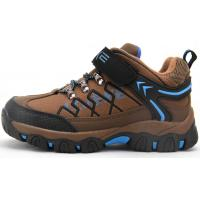 Genuine Leather Outdoor Hiking Climbing Shoes for Boys Manufactures