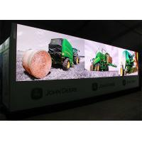 128*256mm Biggest Led Screen , High Resolution 4mm Led Video Wall Manufactures
