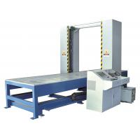 15KW  EPS Cutter XPS Hot Wire Foam Cutting Machine Servo Motor For Construction EPS Block Cutting Manufactures