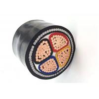 4 Core Armoured Electrical Copper Cable Cross Linked Polyethylene Low Density Manufactures