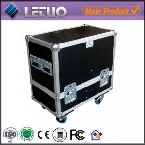 Aluminum flight case road case transport crate case bose soundlink bluetooth speakers flig Manufactures