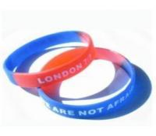 Silicone Wristbands, Wristbands