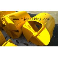 double cut cleaning bucket 800mm used for deep foundation piling work Manufactures
