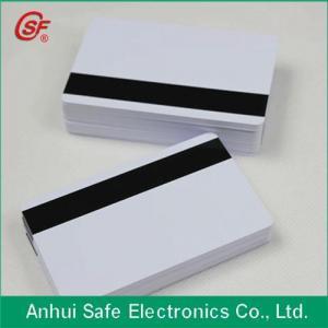 inkjet magnetic strip card Manufactures