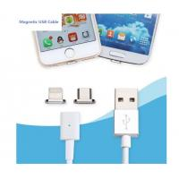 IPhone Micro USB Data Cable Dust Proof , 2.4 A  Fast Charging Cable For Android Manufactures