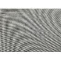 Womens Fashionable Houndstooth 100% Cotton Fabrics 200-250GSM Manufactures