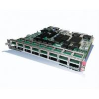 Core Network Switch 10 Gig Switch Module Fiber Ports WS-X6716-10G-3CXL Manufactures