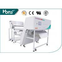 High Resolution Color Sorting Machine For Plastic Flakes , Plastic Belt Manufactures