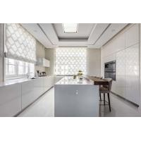 PTEG Home Furniture Modern Kitchen Cabinets Simple Design Environmental Protection Manufactures