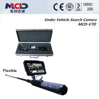 IP68 Car Searching under vehicle camera Surveillance MCD - V7D Manufactures