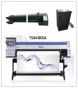 Dual Epson DX7 1440dpi Textile Flag Printing Machine For Tablecloth Making