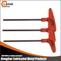 Factory wholesale cheap T handle allen key wrench Manufactures