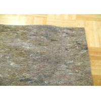 China Needle Punched Non Woven Polyester Felt Automotive Industrial Felt Fabric on sale