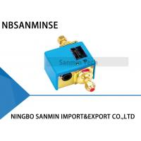 China High Sensitive Components PC5D Differential Pressure Switch For Air / Water / Oil on sale
