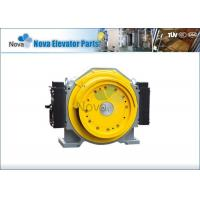 Ratio 2:1 Gearless Elevator Traction Machine with 2500KG Loading Weight Manufactures