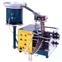 UK TYPE Vertical Resistor Lead Forming Equipment ML-306E , Customized Molds Manufactures