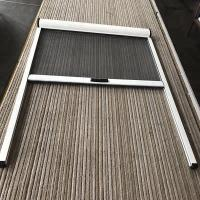 18 years China manufacture for aluminium profile roller fly screen Manufactures